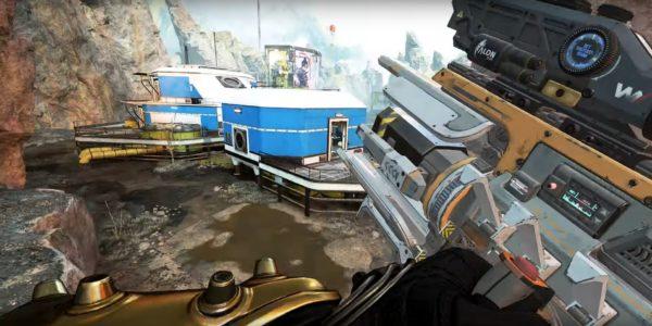 Apex Legends 新武器