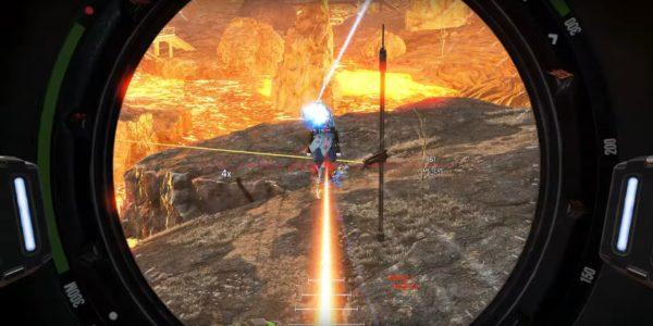 Apex Legends 新武器 スコープ