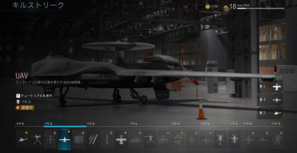 CoD MW UAV