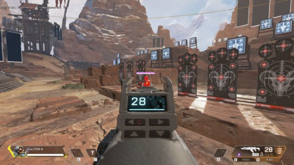 Apex Legends R-301 装弾数