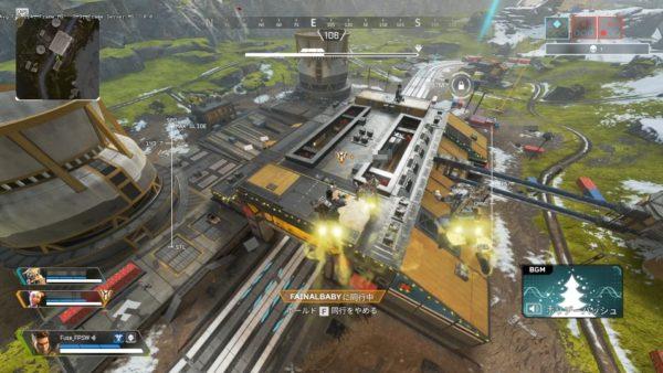 Apex Legends ウィンターエクスプレス ゲームシステム