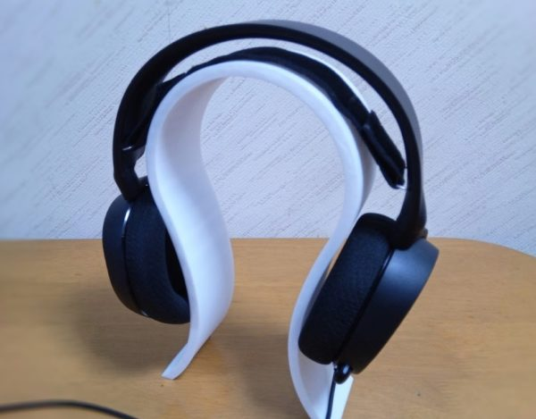 SteelSeries Arctis5 装着感