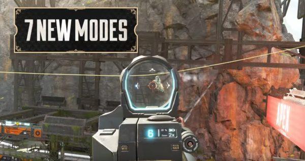 Apex Legends 新モード 7つ