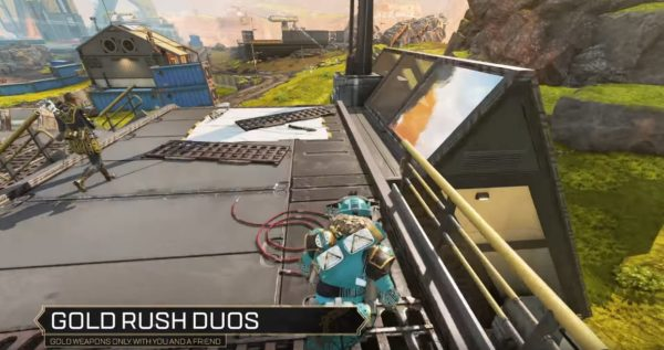 Apex Legends Gold Rush Duo