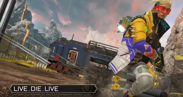 Apex Legends LIVE.DIE.LIVEとは