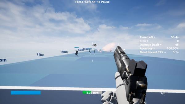 Apex Aim Trainer Botの距離