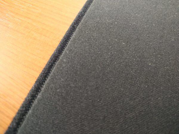 Zowie G-SR 縫い目