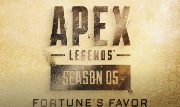 Apex Legends シーズン5