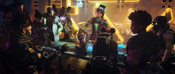 Apex Legends シーズン6の新キャラはランパート