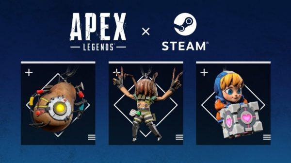 Apex Legends シーズン7 Steam版APEXがリリース