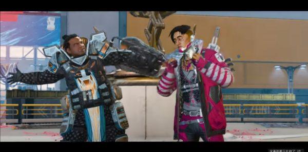 Apex Legendsの新イベントで登場するジブラルタルとクリプトのスキン