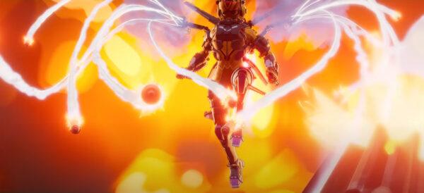 Apex Legends シーズン9の新キャラヴァルキリーのULT